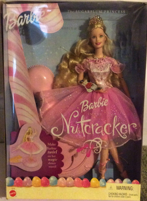 barbie nussknacker
