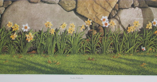 Studio Daffodils Treasure World